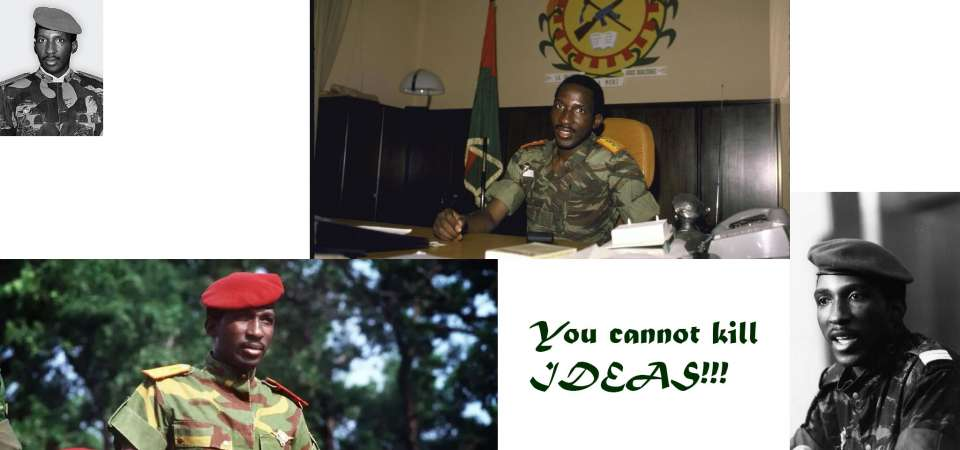 Revisiting Thomas Sankara's Vision of a Better Africa