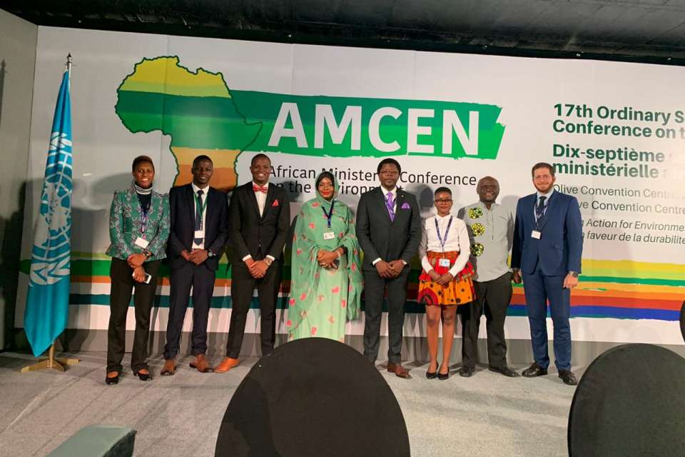 When the Green Youth Voice Spread Across Africa